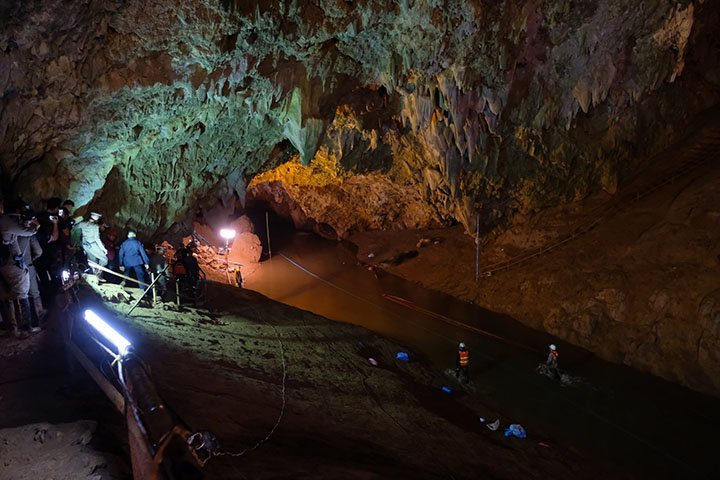 'Still Can't Believe It Worked': The Story of the Thailand Cave Rescue